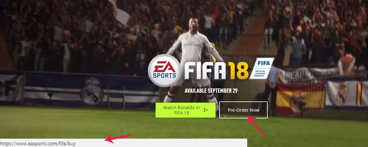 How to Keep Your FIFA 18 Account Safe
