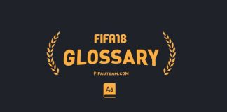 FIFA 18 Glossary and Abbreviations