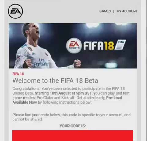 FIFA 18 Closed Beta Short Guide