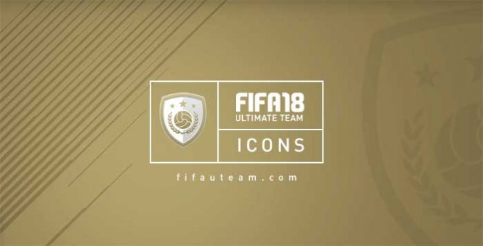Ratings e Stats dos Ídolos de FIFA 18 Ultimate Team