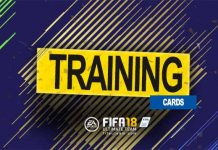 FIFA 18 Training Cards Guide for Players and Goalkeepers