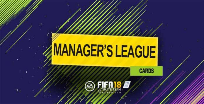 FIFA 18 Manager's League Cards Guide