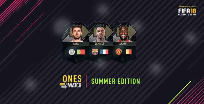 FIFA 18 Ones to Watch