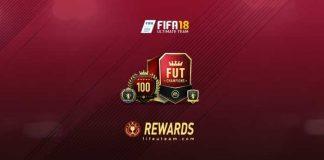 FUT Champions Rewards for FIFA 18 Ultimate Team