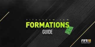 FIFA 18 Formations Guide for FIFA 18 Ultimate Team