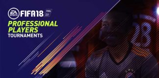 FIFA 18 Professional Players Tournaments