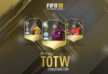 FIFA 18 TOTW - All the FUT 18 Team of the Week