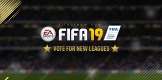 New FIFA 19 Leagues