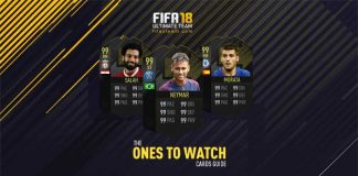 FIFA 18 Ones to Watch Cards Guide
