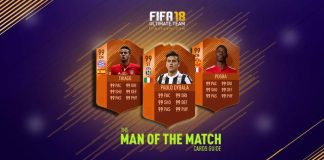 FIFA 18 MOTM Orange Cards Guide