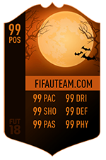FIFA 18 Players Cards Guide - Halloween Cards