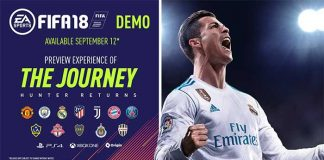 FIFA 18 Demo Available Now on PC, Playstation 4 and XBox One