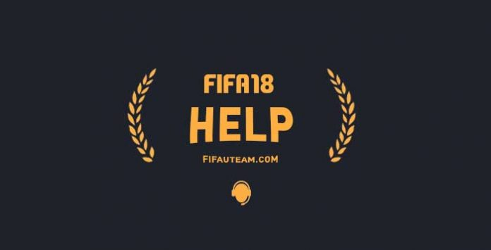 FIFA 18 Help - How to Contact the EA Sports FIFA 18 Support
