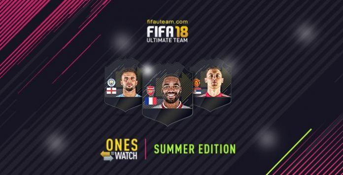 FIFA 18 Ones to Watch Summer Edition Guide