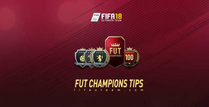 FIFA 18 FUT Champions Tips
