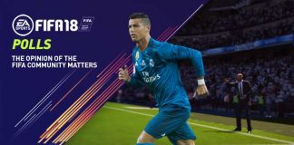 FIFA 18 Polls - The Opinion of the FIFA Community Matters!