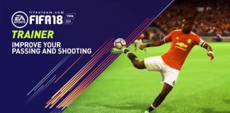 FIFA 18 Trainer - How to Improve Your Passing and Shooting