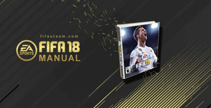 FIFA 18 Manual - Digital Game Manual Instructions