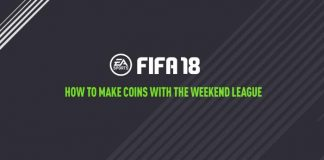 How to Make Coins with the Weekend League on FIFA 18