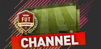 FUT Champions Channel Guide for FIFA 18