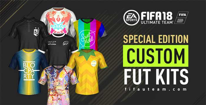 027f2fa83 FIFA 18 Custom Kits - Soundtrack Artists