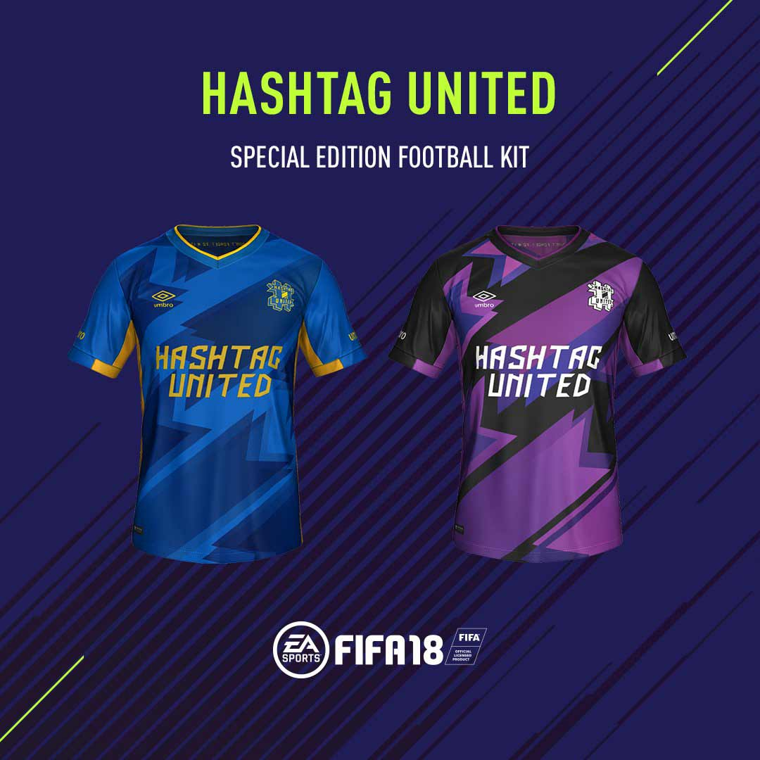 FIFA 18 Custom Kits - Soundtrack Artists, eSport Teams, Sponsors & More