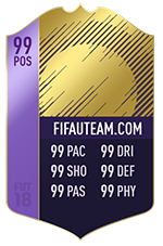 Cartas de Jogadores para FIFA 18 Ultimate Team - Award Winner Cards