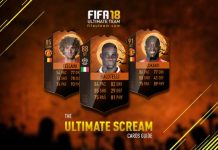 FIFA 18 Ultimate Scream Cards Guide