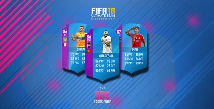 FIFA 18 Players Cards Guide - FUT Champions