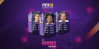 FIFA 18 Hero Purple Cards Guide