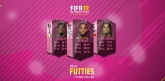 FIFA 18 FUTTIES Cards Guide