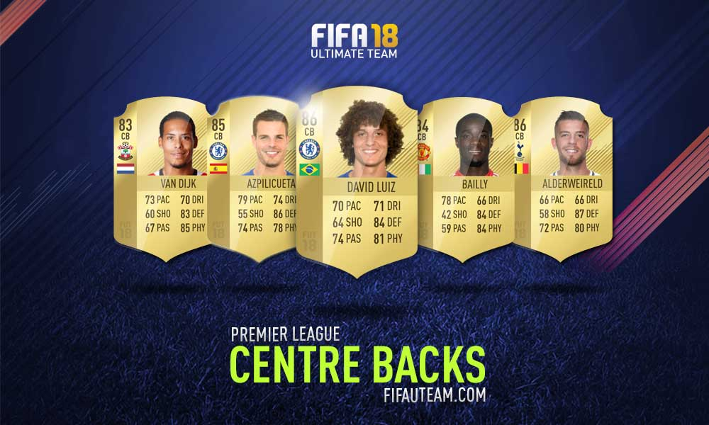 FIFA 18 Premier League Squad Guide