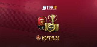 FIFA 18 FUT Champions Monthly Rewards & Dates