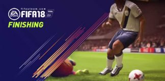 FIFA 18 Finishing Tutorial