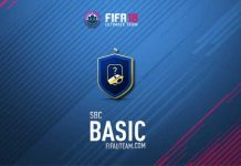 FIFA 18 Squad Building Challenges Rewards - Basic SBCs