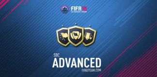 FIFA 18 Squad Building Challenges Rewards - Advanced SBCs