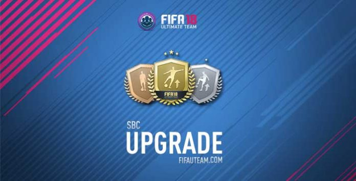 FIFA 18 Squad Building Challenges Rewards - Upgrades SBCs