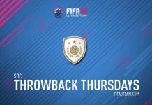 FIFA 18 Throwback Thursdays - Prime ICONS Squad Building Challenges