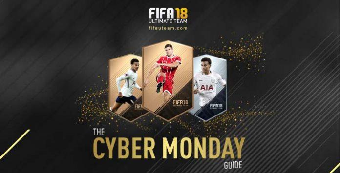 FIFA 18 Cyber Monday Guide