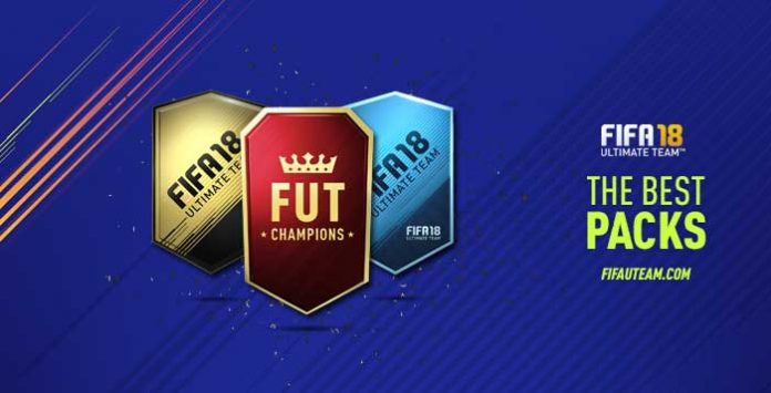 The Best Packs to Buy on FIFA 18 Ultimate Team
