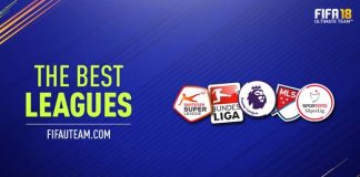 The Best FIFA 18 Leagues to Play on Ultimate Team