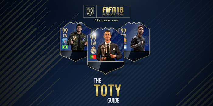 FIFA 18 TOTY Cards Guide