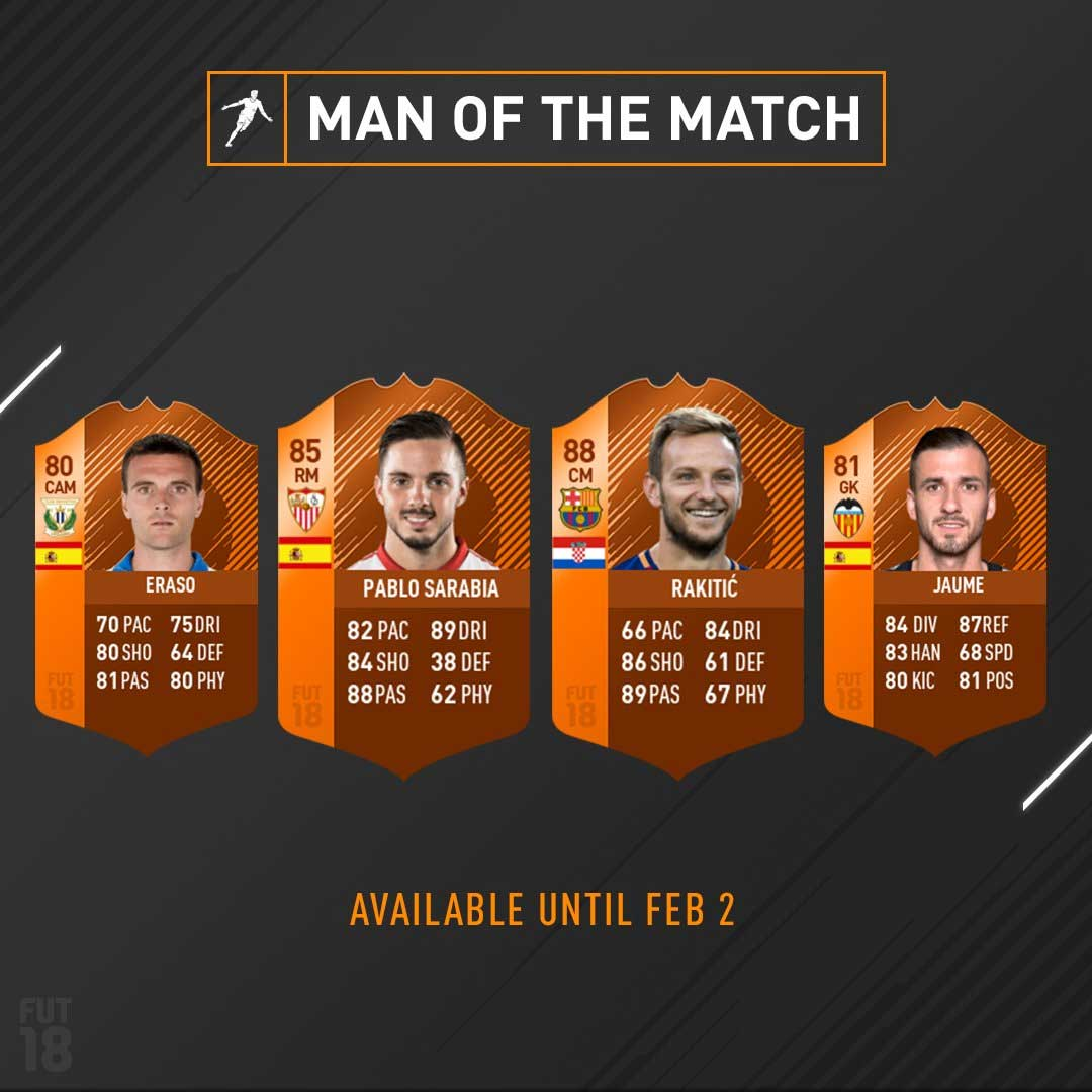 All man of the match fifa 18 top 10 best football players fifa