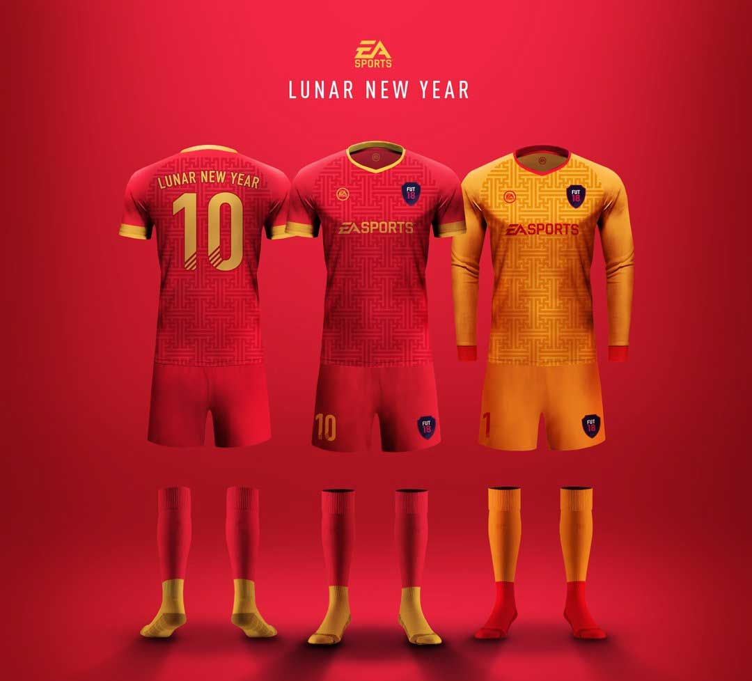 FIFA 18 Lunar New Year Offers Guide