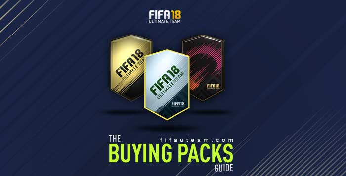 Buying Packs Guide for FIFA 18 Ultimate Team 2f2b919d3