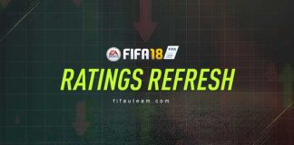 FIFA 18 Ratings Refresh - FIFA 18 Winter Upgrades