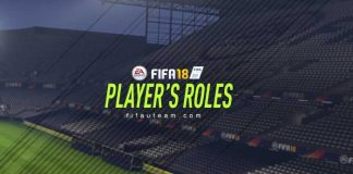FIFA 18 Player's Roles Complete Guide