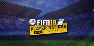 FIFA 18 Player Ratings Guide for Ultimate Team