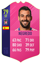 Álvaro Negredo Swap Deals Item