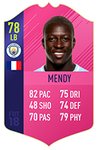 Mendy Swap Deals Item